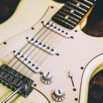Gitarrenpflege