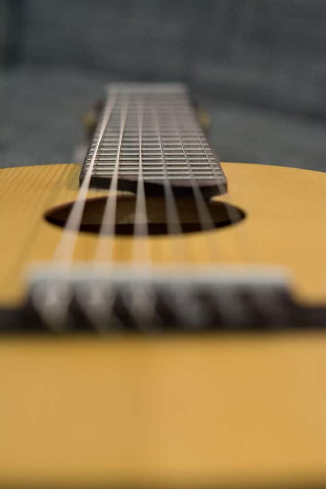 Yamaha GL1 Guitalele