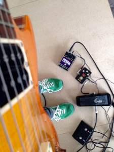 Gitarren Effektgeräte