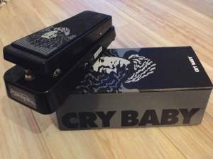 Dunlop CryBaby Jimi Hendrix JH-2