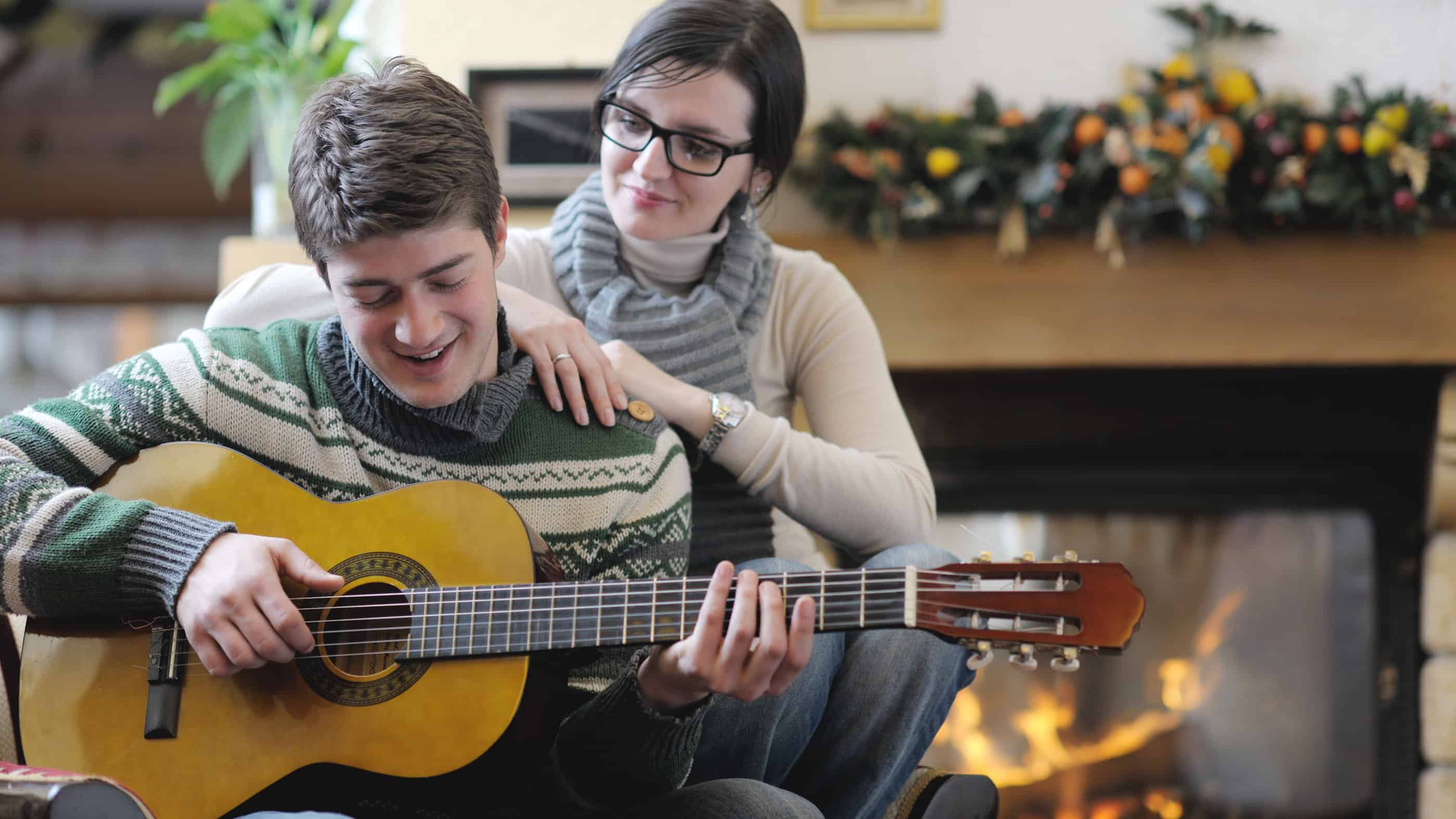 Weihnachtslieder Gitarre