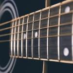Griffbrett Gitarre