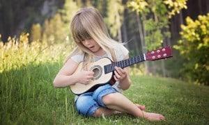 Gitarrengrößen