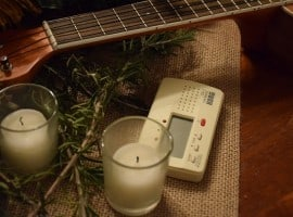 Weihnachtslied für Gitarre
