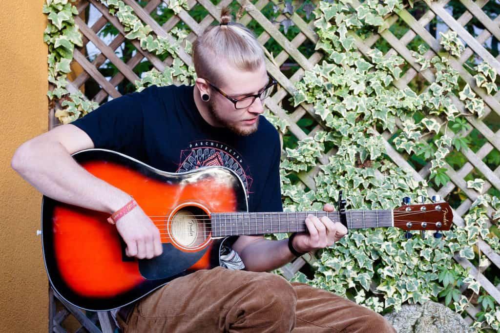 westernhaltung gitarre