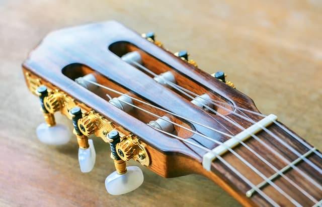Mechaniken Gitarre